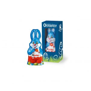 Kinder-Schokolade Harry Hase