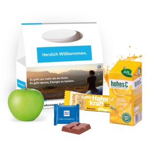 Snack-Pack Fitness, Klimaneutral, FSC®
