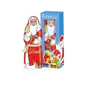 Lindt Weihnachtsmann mit Glöckchen