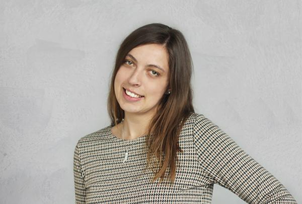 Teammitglied - Alisa Oppenländer
