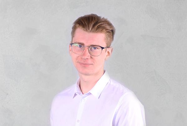 Teammitglied - Fabian Stelzer