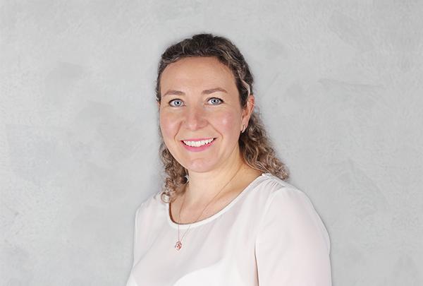 Teammitglied - Irina Rausch
