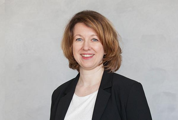 Teammitglied - Nadine Berthold